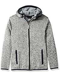 zeroxposur 大男孩 EXPLORER 毛衣羊毛夹克