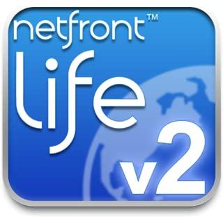 生命浏览器(NetFront(TM) Life Browser v2)
