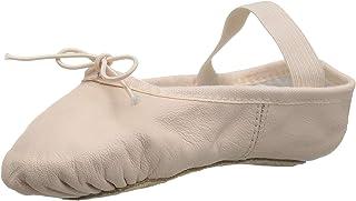 Bloch Dance 女童软软底皮革芭蕾舞鞋/鞋