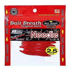 Bait Breath(Bait Breath) 蠕虫 U30 指针 2.5英寸 amichi #202 诱饵
