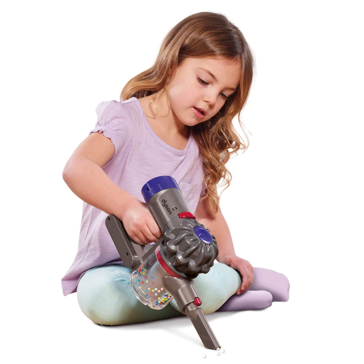 CASDON Little Helper Dyson 无绳手持式真空吸尘器玩具