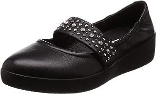 [FIT Flop] 芭蕾舞鞋 Ellie Pearl Stud 女士