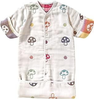 Hoppetta 蘑菇兒童睡袋 軟綿綿紗布(6層紗布)