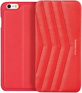 【VIVAMADRID】iPhone 6S Plus/ColchaMIP6SPFC-CHARED  Colcha Ardor Scarlet