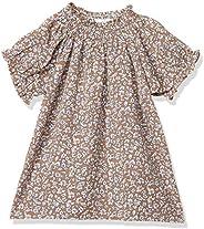 成對 短袖 褶皺設計 夏季襯衫 女孩