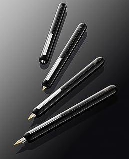 Lamy 凌美钢笔 ダイアログ 3 M(中字) ピアノブラック