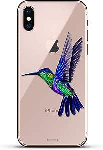 奢华隐形,酷炫设计,钢化玻璃LUX-IMXGL-birds3 ANIMALS: Colorful Mockingbird 透明