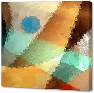 "Menaul Fine Art ""Nikko 限量版艺术品,20 x 20,*/蓝色/红色/棕色/灰褐色/米色"