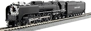 KATO N轨距 UP FEF-3 #844 黑色 12605-2 铁路模型 蒸汽机车