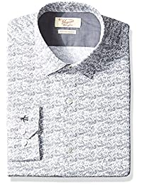 Original Penguin 男式修身衬衫