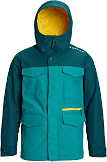 Burton(Burton) 滑雪服 MB COVERT JK 男士大衣