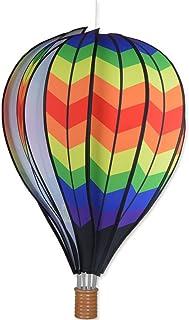 Premier 风筝 22 英寸 热气球 - 双 V 形彩虹