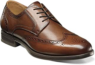 florsheim 男式 midtown 翼尖牛津鞋