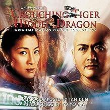 进口CD:【中图音像】卧虎藏龙-电影原声带 Crouching Tiger, Hidden Dragon(CD)