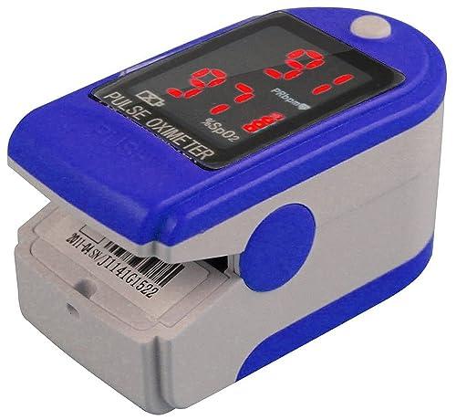 关爱父母!CMS 50-DL 指夹式血氧仪