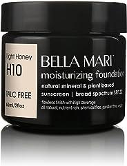 Bella Mari 天然保湿粉底 2floz PBA-Free Plastic