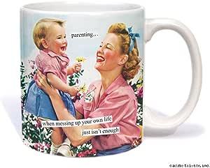 Anne Taintor 杯子父 2 Parenting 14 盎司 55713