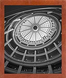 Frame USA Rotunda I 镶框印刷品 10.16x8.76cm 由 Moises Levy-MoiLev115048,4x3.3,未知