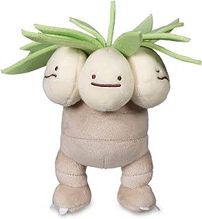 Pokemon Ditto As Exeggutor 毛绒玩具 - 8.5 1⁄4 英寸。