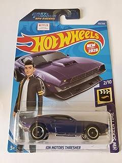 Hot Wheels 2020 Fast & Furious Spy Racers Hw Screen Time ION 汽车 Thresher 紫色 133/250