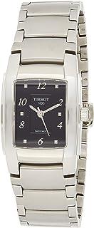 瑞士品牌 Tissot 天梭 T-10系列石英女士手表 T073.310.11.057.01