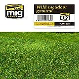 AMMO MIG-8361 野牛地面草地垫,多种颜色