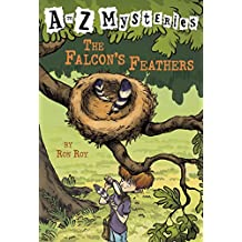 A to Z Mysteries: The Falcon's Feathers (English Edition)