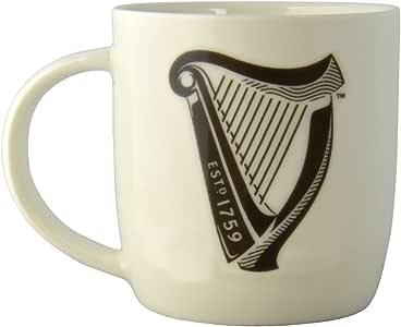 Guinness Harp 马克杯 White Harp