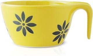 汤杯 : 萨利(蓝色) 汤杯/有田烧 黄(黄)