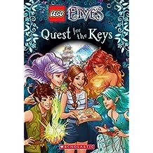 (进口原版) Lego Elves Quest for the Keys