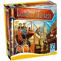 London Markets 高级家庭棋盘游戏