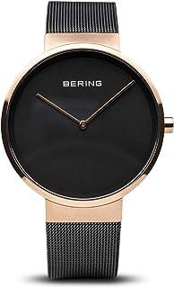 Bering 丹麦品牌 经典系列 石英女士手表 14531-166