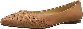 Trotters 女士 Estee 编织芭蕾平底鞋