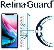RetinaGuard视网盾iPhoneX 护眼防蓝光 苹果10 屏幕膜 屏幕手机贴膜