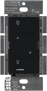 Lutron Caseta Wireless 600-watt Single Pole In-Wall Dimmer 需配变压器