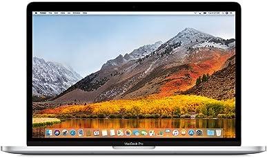 【2018新款】Apple MacBook Pro 15.4英寸笔记本电脑 配备Touch Bar和Touch ID 2.2GHz 六核第八代 Intel Core i7 处理器 16GB 256GB固态硬盘 MR962CH/A 银色 套装含13/15英寸尼龙电脑包 顺丰发货 可开16% 增值税专用发票