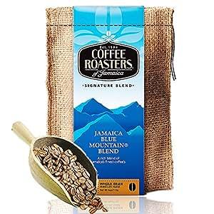 COFFEE ROASTERS 诺斯特 蓝山咖啡豆(精配) 113g(牙买加进口)