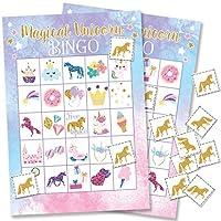 魔法独角兽 Bingo 游戏 - 24 名玩家