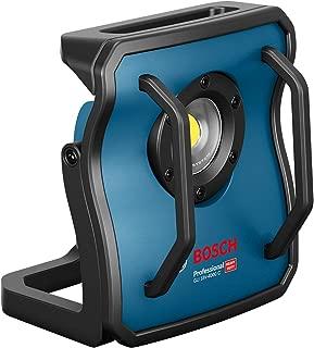 Bosch 博世 专业 GLI 0601446800 内置聚光灯 18 V - 4000 C(无电池,18 伏系统,发光强度:4,000 流明,纸板内),18 伏,蓝色
