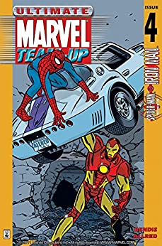 """Ultimate Marvel Team-Up (2001-2002) #4 (English Edition)"",作者:[Bendis, Brian Michael]"