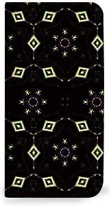 mitas iphone 手机壳954NB-0052-YP/ZTE_B2016 36_ZTE Axon mini (ZTE_B2016) イエローパープル(ベルトなし)