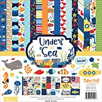 "Echo Park Collection Kit 12""X12""-Under The Sea"