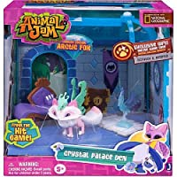 Animal Jam Crystal Palace Den Exclusive Playset [Limited Edition Arctic Fox]