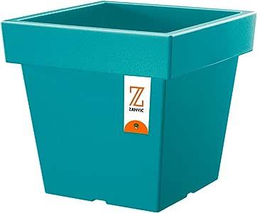zanvic lofly 低花箱 200 × 20 × 19 厘米,蓝色,20 × 20 × 19 厘米,za166
