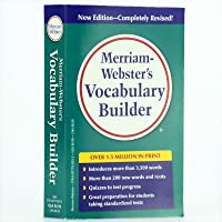 【中商原版】Merriam-Webster's Vocabulary Builder, New Edition 麦林韦氏词汇生成器新版