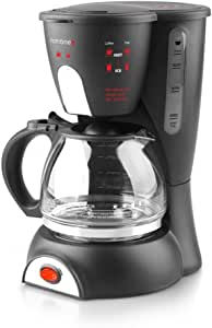 Nathome 北欧欧慕欧慕滴漏式茶饮机咖啡壶NKF6001黑色