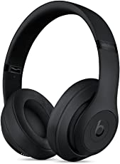 Beats Studio3 Wireless 头戴式耳机 - 哑光黑色 蓝牙无线 自适应消噪