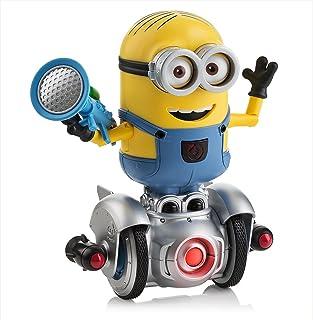 WowWee 小黄人MiP Turbo Dave-趣味平衡机器人玩具