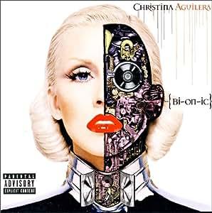 克莉丝汀Christina Aguilera:仿生学Bionic(CD)