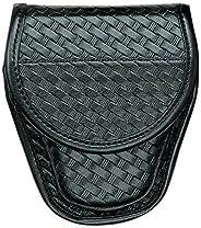 Bianchi 7900 包邊袖套 - 純黑色,鉻色